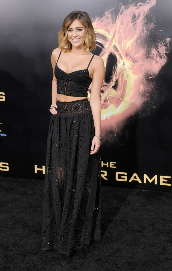 2012: 'The Hunger Games' L.A. Premiere