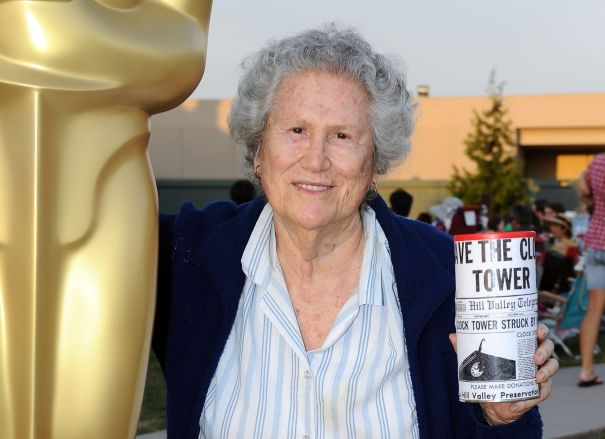 'Back To The Future' Actress Elsa Raven Dies At 91