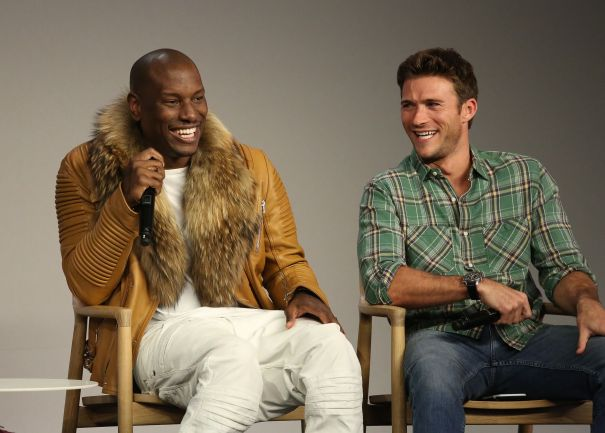 Tyrese Gibson And Tyrese Gibson Team Up For 'Dangerous'
