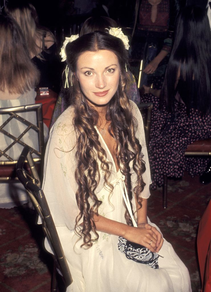 Jane Seymour (Photo by Ron Galella/Ron Galella Collection via Getty Images)