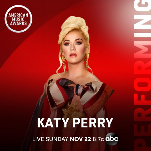 Katy Perry To Perform
