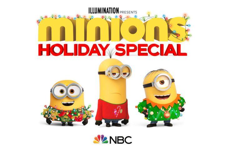 """""""Illumination Presents Minions Holiday Special"""" (Photo by: NBC)"""