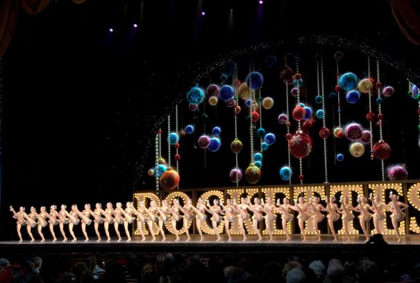 'Christmas Spectacular Starring The Radio City Rockettes - At Home Special'