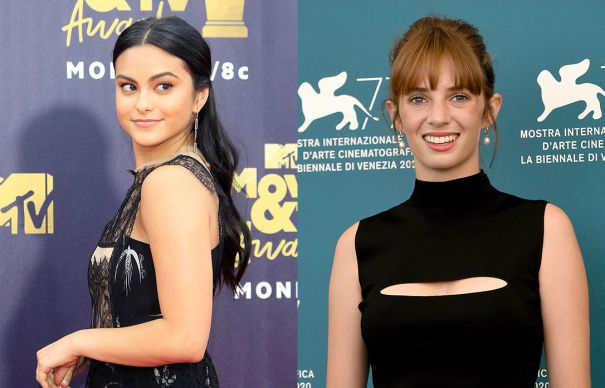 Camila Mendes, Maya Hawke Team Up For 'Strangers'