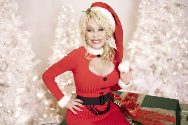 'A Holly Dolly Christmas'