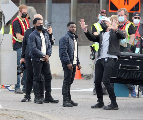 Kevin Hart In Toronto