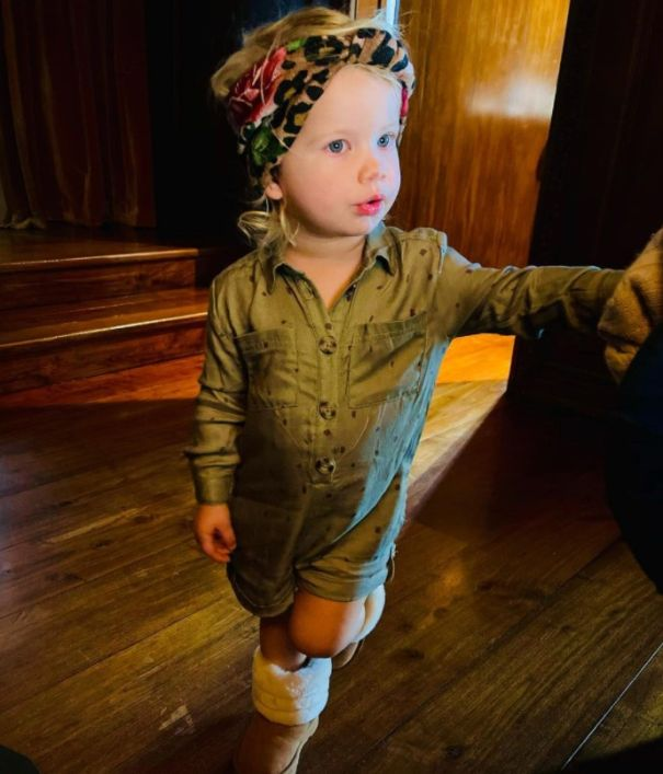 Jessica Simpson's Daughter Is A Mini Fashionista