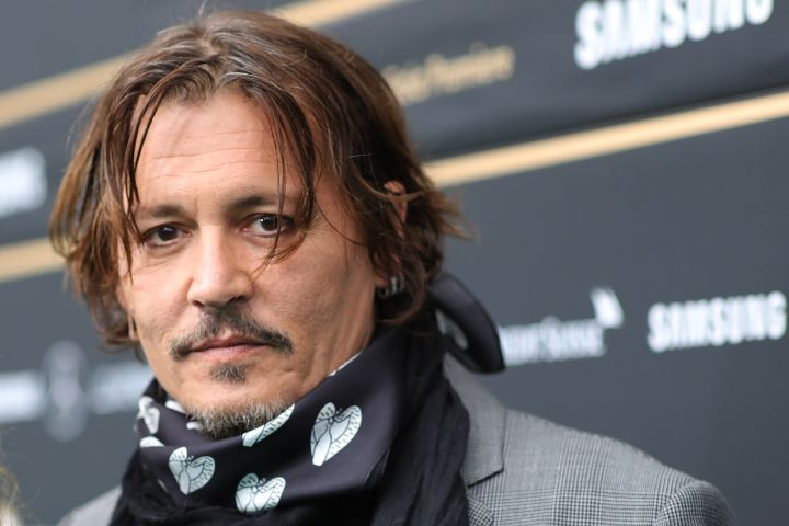 Johnny Depp. Photo: Andreas Rentz/Getty Images for ZFF