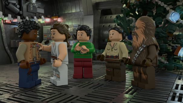 'The LEGO Star Wars Holiday Special'