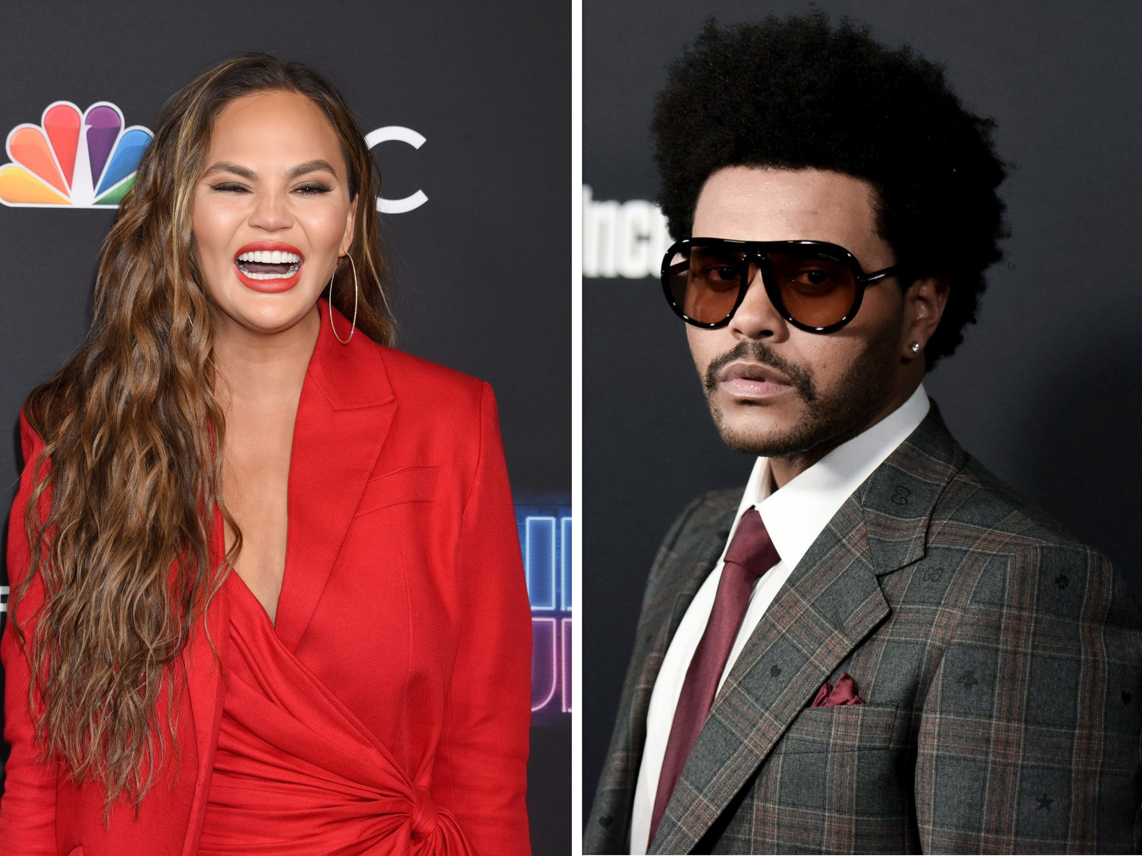 The Weeknd Helps Chrissy Teigen Name His Song After She Goes 'Bonkers'