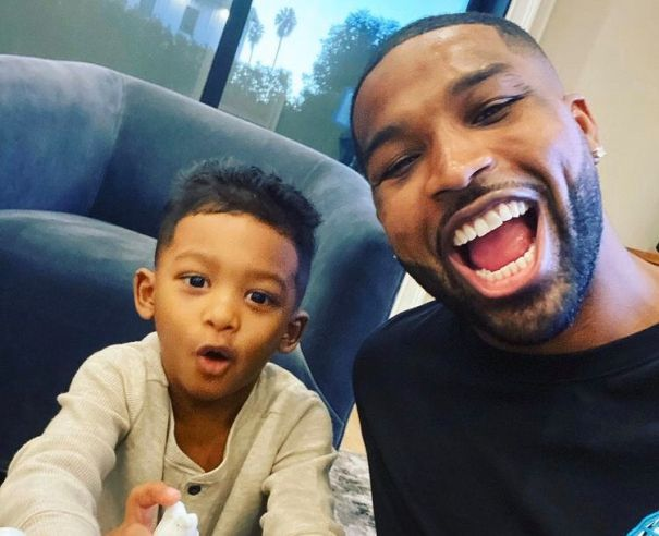 Tristan Thompson Celebrates Son Prince On 4th Birthday