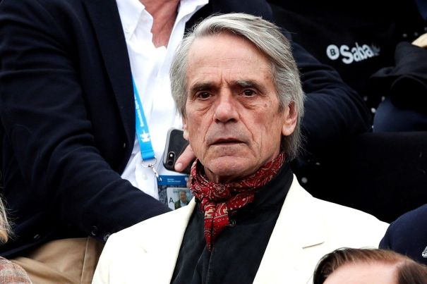 Jeremy Irons Joins 'Gucci'