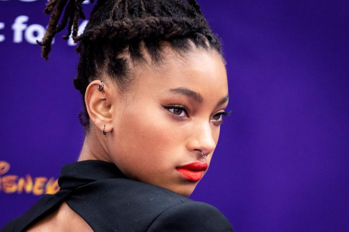 Willow Smith. Photo: CPImages