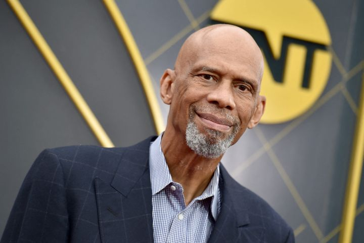 Kareem Abdul-Jabbar. Photo: Lionel Hahn/ABACAPRESS.COM/CP Images