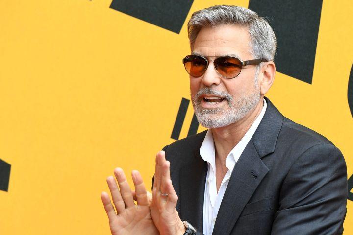 George Clooney. Photo by Eric Vandeville/ABACAPRESS.COM