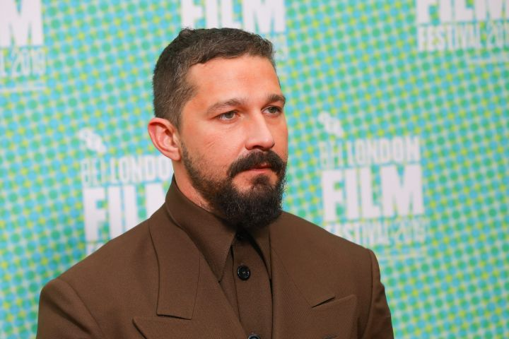 Shia LaBeouf. Photo:  EPA/VICKIE FLORES/CP Images