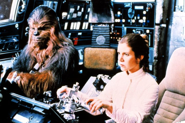 Photo: Lucasfilms / courtesy Everett Collection/CP Images