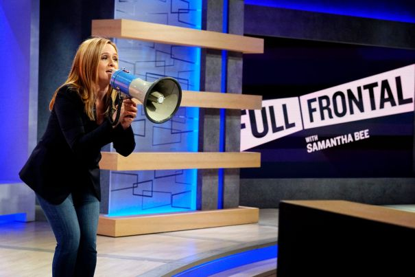 Renewed: 'Full Frontal With Samantha Bee'