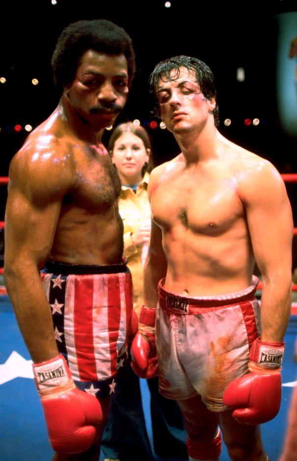 'Rocky' – 45 Years