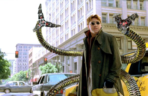 Alfred Molina Returns For 'Spider-Man 3'