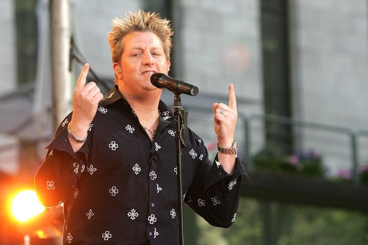 Gary LeVox. Photo by: William Gratz/ABACA