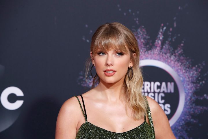 Taylor Swift. Photo: EPA/NINA PROMMER/CP Images