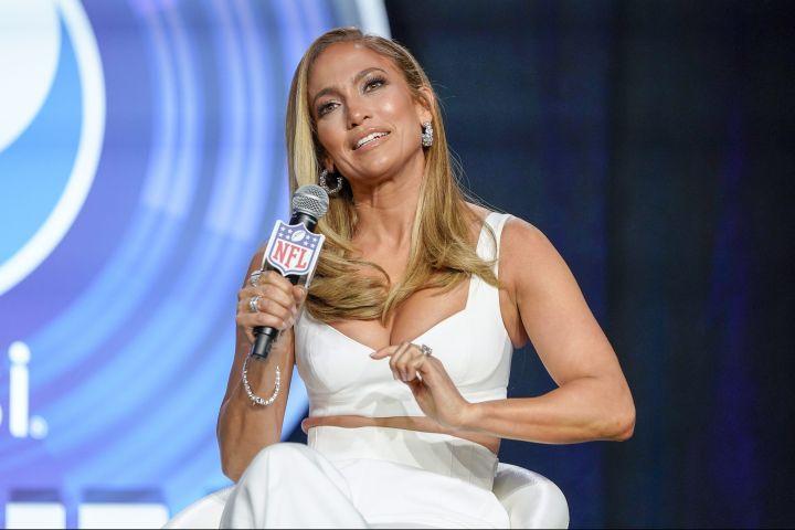 Jennifer Lopez. Photo: AP Photo/David J. Phillip/CP Images