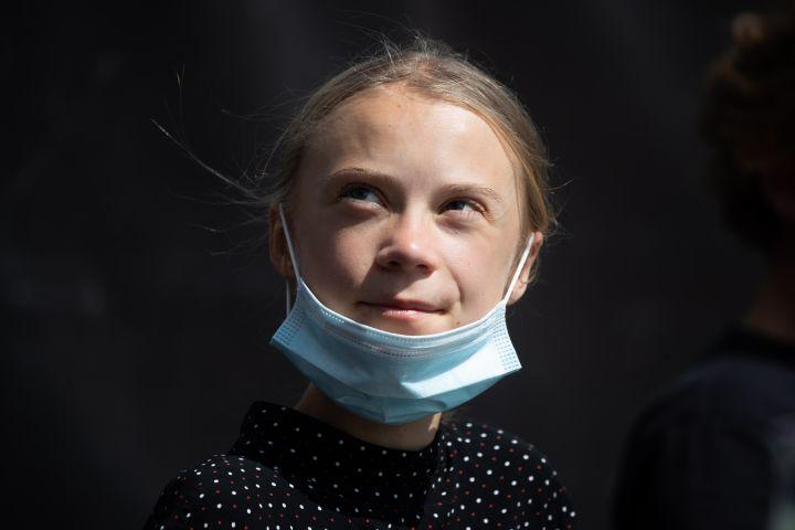 Greta Thunberg. Photo: EPA/HAYOUNG JEON/CP Images