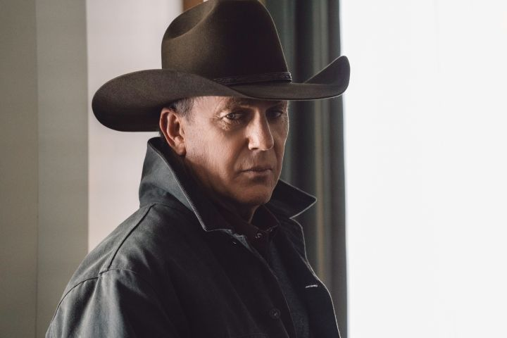 """Kevin Costner in """"Yellowstone"""". Photo: Danno Nell / ©Paramount Network / Courtesy Everett Collection/CP Images"""