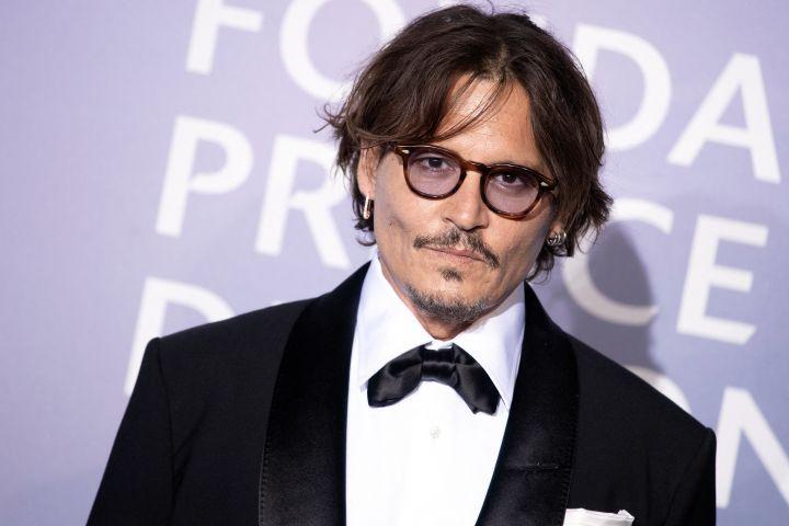 Johnny Depp. Photo: David Niviere/ABACAPRESS.COM/CP Images