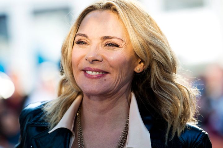 Kim Cattrall. Photo: THE CANADIAN PRESS/Nathan Denette