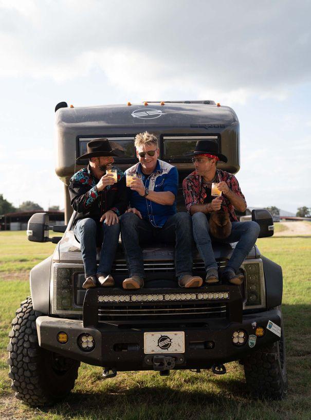 'Gordon Ramsay's America Road Trip'