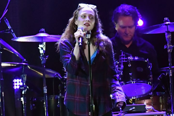 Fiona Apple performs onstage during I Am the Highway: A Tribute to Chris Cornell on January 16, 2019 in Inglewood, California.