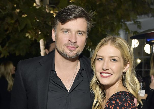 Tom And Jessica Welling Expecting Baby Number 2