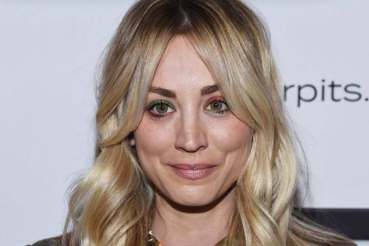 Kaley Cuoco. Photo: Getty Images