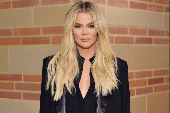 Khloe Kardashian. Photo: Getty Images