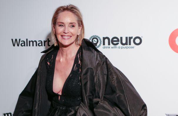 Sharon Stone - 'The Beauty Of Living Twice'