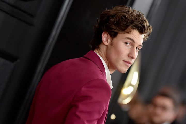Shawn Mendes. Photo: Getty Images