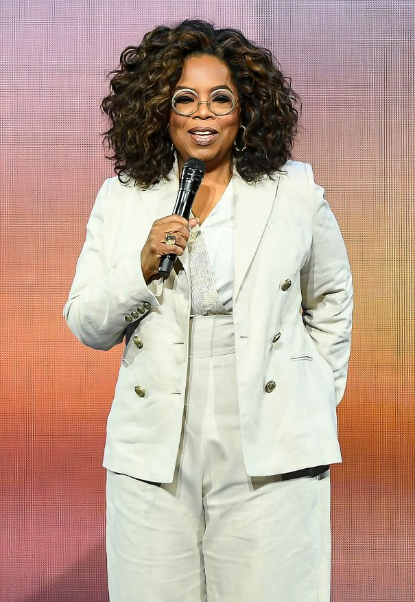 Oprah Winfrey + Dr. Bruce D. Perry - 'What Happened To You? Conversations On Trauma Resilience, And Healing'