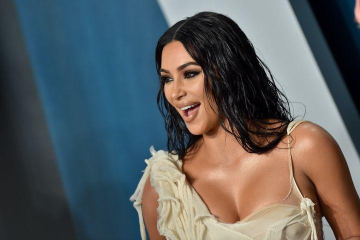 Kim Kardashian. Photo: Getty Images