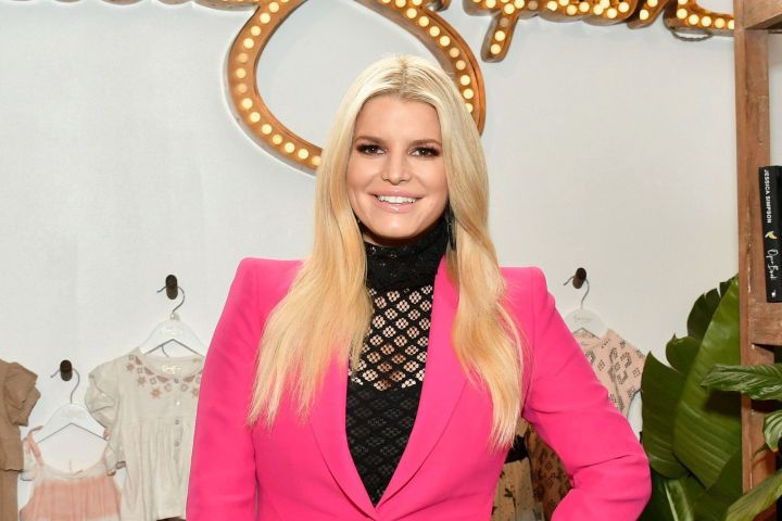 Jessica Simpson. Photo: Amy Sussman/Getty Images