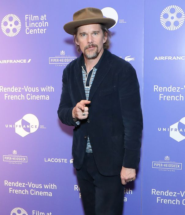Ethan Hawke - 'A Bright Ray Of Darkness'