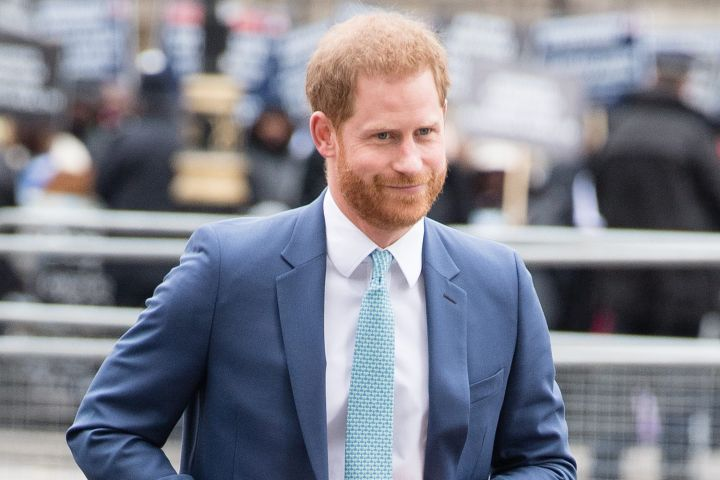 Prince Harry. Photo: Getty Images