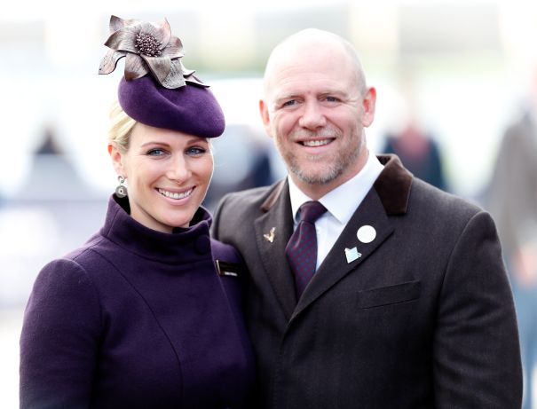 Zara And Mike Tindall Are Expecting Their 3rd Baby Together