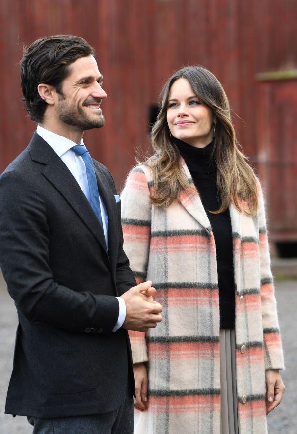 Sweden's Prince Carl Philip, Princess Sofia Expecting Third Child