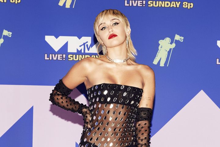 Miley Cyrus. Photo: Getty Images
