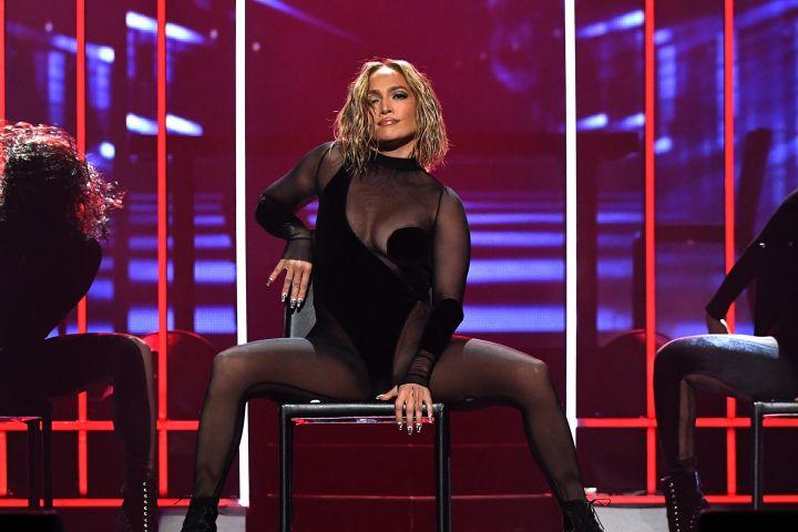 Jennifer Lopez. Photo: Kevin Mazur/AMA2020/Getty Images for dcp