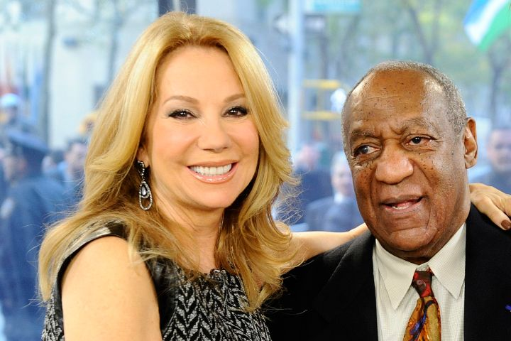 Kathie Lee Gifford and Bill Cosby. Photo: Peter Kramer/NBC/NBC NewsWire/Getty Images