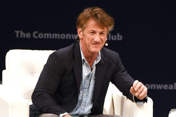 Sean Penn. Photo: Getty Images