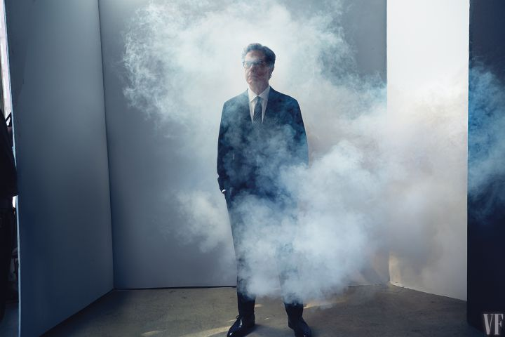 Stephen Colbert. Photo: Annie Leibovitz/Vanity Fair